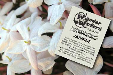 Jasmine Car Smell Wonder Wafer